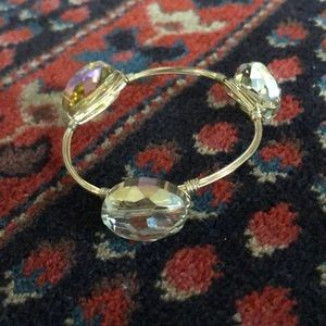 Jewelry - Jeweled bangle